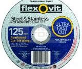 Flexovit Reinforced - Grinding & Cutting Wheels